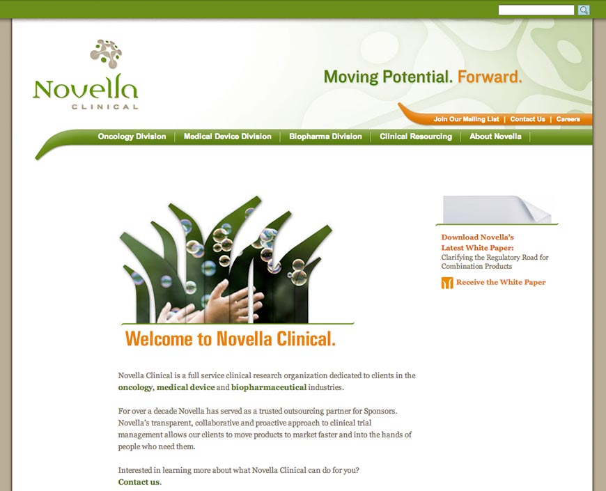 Novella Clinical