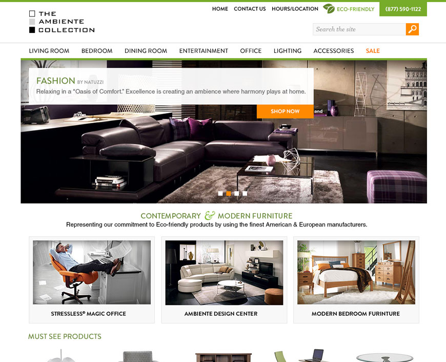 Ambiente Furniture