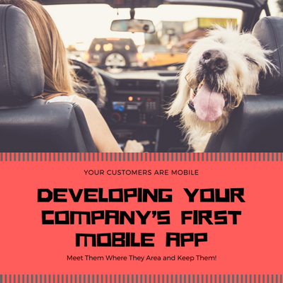Develop A Mobile App For Your Company